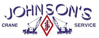 johnsons crane service